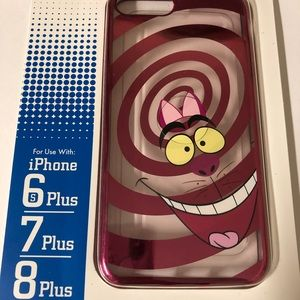 Alice in Wonderland Cheshire Cat IPhone Case